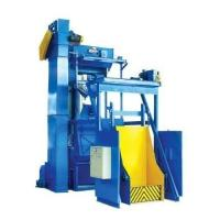 Buy cheap Automatic Shot Blasting Machine High Efficiency 0.15m³ Effective Volume TS16949 from wholesalers