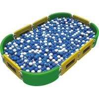 Buy cheap Colorful Plastic Play Sets For Kids , Sea Balls Pool Type Kids Plastic Play Structure from wholesalers