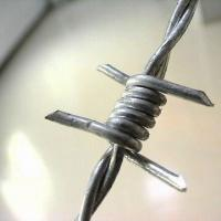 Buy cheap BWG 12*14 Galvanized Barbed Wire from wholesalers