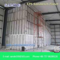 Buy cheap Building supplies on line cement sandwich wall panel material to prefabricated house from wholesalers