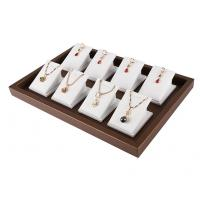 China Elegant Jewelry Trays For Drawers , 200*300*40mm Jewelry Trays And Inserts on sale