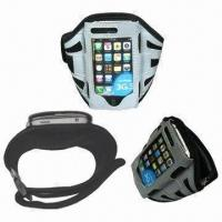 China Armbands for iPhone, with Detachable and Flexible Band on sale