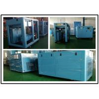 Buy cheap Industrial Use Energy Saving Air Compressor Screw Type 220kw 300hp Easy Operate product