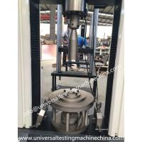 Buy cheap ASTM D6241 Geotextile CBR static Bursting, Puncture Resistance Testing Machine from wholesalers