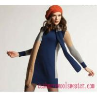 Buy cheap Lady Designer Cashmere Sweaters Dresses from wholesalers