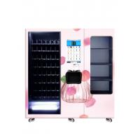 Buy cheap Commercial Muffins Automatic Vending Machine Note Payment System product