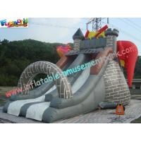 Buy cheap Dragon Commercial Inflatable Slide , 8L Inflatable Slide Slip For Christmas product
