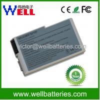 Buy cheap Laptop battery replacement Dell Inspiron 500m 600m  Latitude D500 D600 series 4400mAh from wholesalers