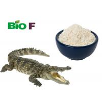 Buy cheap Organic High Protein Powder 99% Crocodile Protein Peptide Food Grade product