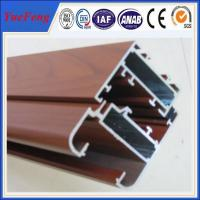 Buy cheap New! supply aluminum alloy 6063 t5 decorative aluminum sheet wood aluminum panels for wall from wholesalers