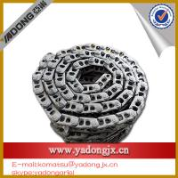 Buy cheap excavator parts distributor KOMATSU  PC200-7 track link assy with good quality from wholesalers