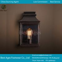 Buy cheap Guangzhou Trade Agency Service restoration antique Lighting Wall lamp from wholesalers