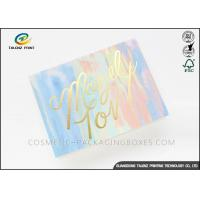 Buy cheap Art Paper Greeting Cards Excellent Quality 157g Coated Paper Materials from wholesalers