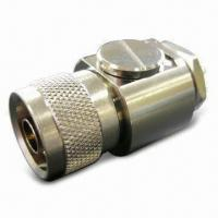Buy cheap Surge Arrestor with N Type Interface, Applicable for Outdoor Wireless Integration from wholesalers