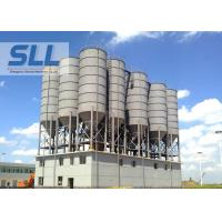 Buy cheap 30t 60t 100t 150t 200 Ton Cement Storage Silo Fly Ash Silo Steel Structure from wholesalers