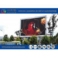 Buy cheap High Refresh Rate High Brightness Energy Saving Outdoor SMD LED Display, Advertising Led Billobard By the Road from wholesalers