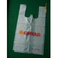 Buy cheap Custom Biodegradable or OXO - Biodegradable Shopping Carrier Bags / Die Cut Handle from wholesalers