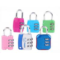 Buy cheap Creative alloy Fashion luggage combination lock from wholesalers