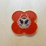 Buy cheap Soft enamel badges Imitation Hard Enamel Badges from wholesalers