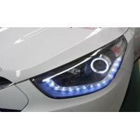 Buy cheap Bi-xenon projector headlights for Hyundai IX35 from wholesalers