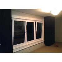 Buy cheap Heat Insulated Aluminium Tilt And Turn Windows Western Style Thermal Break Profile from wholesalers