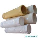 Buy cheap High temeprature resistant filter Nomex filter bag,P-84 filter bags,PTFE filter bags from wholesalers