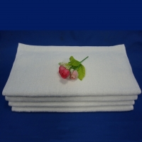 Buy cheap Hospital Azo Free White Beach Towels Bulk from wholesalers