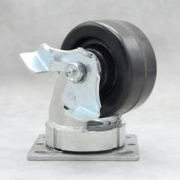 Buy cheap 4 Inch High Temp Casters / Bakery Oven Trolley Wheels 150 Max Resistant from wholesalers