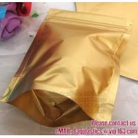 Buy cheap Side Gusset Bags, Quad Sealed Bags, Cookie packaging, Tea pack, Coffee pack, Oil packaging from wholesalers