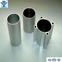 Buy cheap Customized 6000 series extruded thin aluminium tube from wholesalers