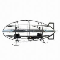 Buy cheap 3CH RC Model Airship with Gyro, New Launched Flying Ball, RC Toy Airship Helicopter from wholesalers