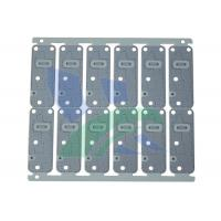 Buy cheap ROHS Double Sided PCB Panel Size With HASL-LF Finished Surface from wholesalers