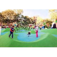 Buy cheap Custom Playground Rubber Flooring , Environment Friendly Rubber Granules For Playground from wholesalers
