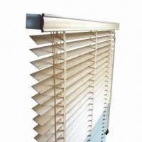 Buy cheap Bamboo venetian blind, has its own bamboo grains, which bring unique style, green products from wholesalers