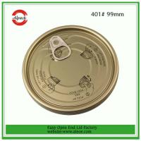 Buy cheap Customized Tinplate Easy Open End for Canned Food from wholesalers