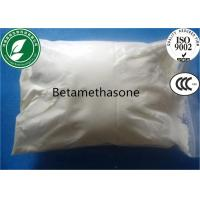 Buy cheap Anti-Inflammatory Corticosteroids Raw Powder Betamethasone CAS 378-44-9 from wholesalers