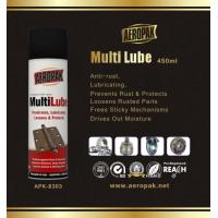 Buy cheap Anti Rust Lubricant Car Interior Cleaning Products Waterless from wholesalers