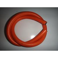 Buy cheap High Intensity Orange PVC Pipe / LP Gas Hose For Nigeria , 50m/Roll With Shrink Wrap from wholesalers
