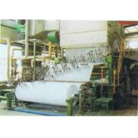 Buy cheap 2880mm High Speed Tissue Paper Making Machine from wholesalers