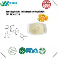 Buy cheap GMP Factory Supply Organic Natural Sweetener Neohesperidin Dihydrochalcone/NHDC Food Grade Free Sample from wholesalers