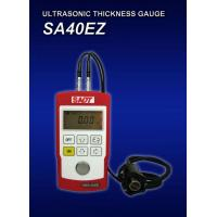 Buy cheap SA40EZ Miniaturized Ultrasonic Thickness Gauge 0.7mm - 300.0mm Pulse Echo with Dual Probe from wholesalers
