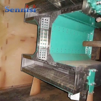 Buy cheap Industrial hot air heater 300000 kcal from wholesalers