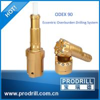 Buy cheap Odex90 system casing 114 for rock anchoring and site investigation with good quality from wholesalers