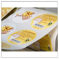 Buy cheap Hot Sale Packaging Adhesive Paper Sticker Printing / Custom Printed Labels / Water Bottle Label Sticker from wholesalers