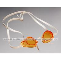 Buy cheap CE Racing swimming goggle (G2554) / anti-fog / UV protection / swedish goggle from wholesalers