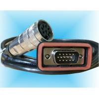 Buy cheap Control Cable RET AISG Cable With D-Sub 15 Pin Male Machined Contacts To C091 AISG M10 Cable from wholesalers
