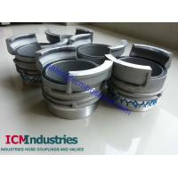 Buy cheap Aluminium Guillemin coupling with latch/lock /French coupling from wholesalers