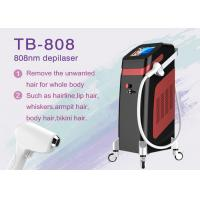 Buy cheap Freezing Painless Professional 808nm 755nm 1064nm Diode Laser Hair Removal Machine from wholesalers