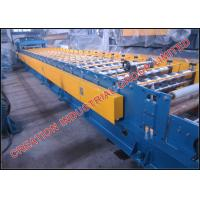 Buy cheap Aluminium Met-copol Step Tile Roofing Sheet Corrugation Machine High Working Speed from wholesalers