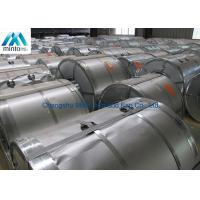 Buy cheap AISI ASTM BS DIN JIS Aluzinc Steel Coil Rustproof 600mm - 1500mm Width from wholesalers